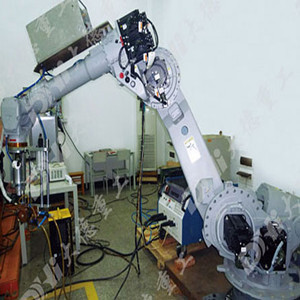 机器人复合热源自动螺柱焊接系统