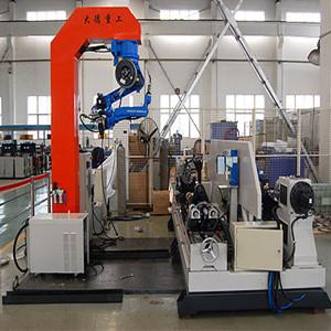 CMT机器人工作站系统